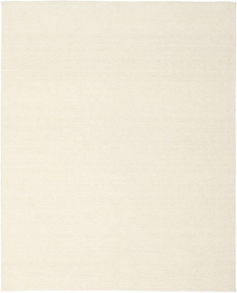 Kilim Loom - Branco Pérola Tapete 200X250 Moderno Tecidos À Mão Bege (Lã, Índia)