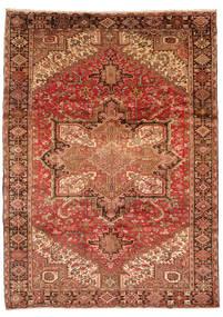 Heriz Tapete 257X352 Oriental Feito A Mão Grande (Lã, Pérsia/Irão)