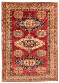 Kazak Tapete 168X240 Oriental Feito A Mão (Lã, Paquistão)