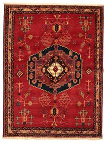 Afshar Tapete 176X232 Oriental Feito A Mão (Lã, Pérsia/Irão)