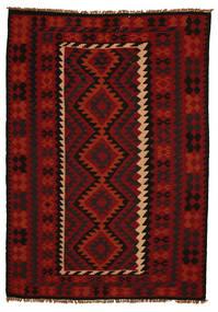 Kilim Maimana Tapete 190X285 Oriental Tecidos À Mão (Lã, Afeganistão)