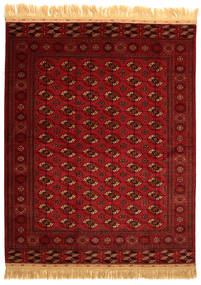 Bucara/Yamut Tapete 201X252 Oriental Feito A Mão (Lã, Turquemenistão/Rússia)