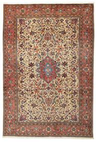 Sarough Sherkat Farsh Tapete 200X291 Oriental Feito A Mão (Lã, Pérsia/Irão)