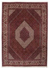 Bijar Takab/Bukan Tapete 201X300 Oriental Feito A Mão (Lã/Seda, Pérsia/Irão)