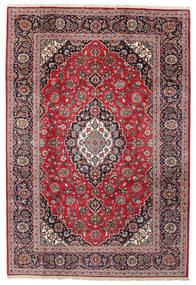 Kashan Tapete 203X300 Oriental Feito A Mão (Lã, Pérsia/Irão)