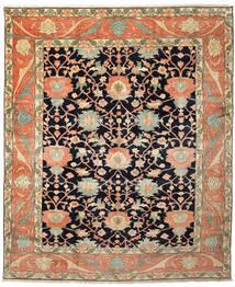 Heriz Tapete 400X480 Oriental Feito A Mão Grande (Lã, Pérsia/Irão)