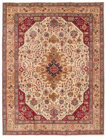 Tabriz Patina Tapete 260X344 Oriental Feito A Mão Grande (Lã, Pérsia/Irão)