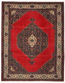 Hamadã Patina Tapete 271X348 Oriental Feito A Mão Castanho Escuro/Castanho Alaranjado Grande (Lã, Pérsia/Irão)