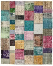 Patchwork Tapete 272X337 Moderno Feito A Mão Grande (Lã, Turquia)