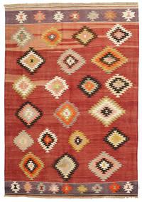 Kilim Karakecili Tapete 165X240 Oriental Tecidos À Mão (Lã, Turquia)