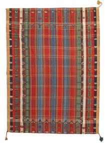 Kilim Fars Tapete 179X240 Oriental Tecidos À Mão (Lã, Pérsia/Irão)