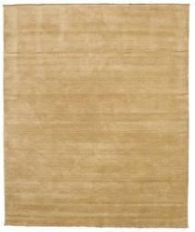 Handloom Fringes - Bege Tapete 250X300 Moderno Bege Escuro/Bege Grande (Lã, Índia)