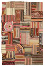 Kilim Patchwork Tapete 179X275 Moderno Tecidos À Mão (Lã, Turquia)