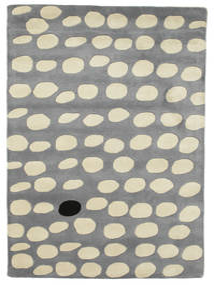 Camouflage Handtufted - Cinzento Tapete 120X180 Moderno Cinzento Claro/Bege Escuro (Lã, Índia)