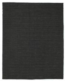Kilim Loom - Preto Tapete 200X250 Moderno Tecidos À Mão Preto (Lã, Índia)