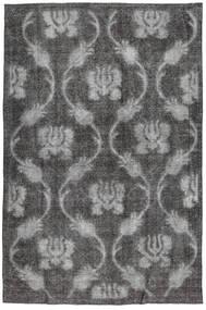Colored Vintage Tapete 196X295 Moderno Feito A Mão Cinza Escuro/Cinzento Claro (Lã, Pérsia/Irão)