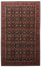 Malayer Tapete 505X817 Oriental Feito A Mão Castanho Escuro/Vermelho Escuro Grande (Lã, Pérsia/Irão)