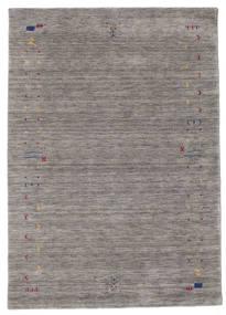 Gabbeh Loom Frame - Cinzento Tapete 160X230 Moderno Cinzento Claro/Cinza Escuro (Lã, Índia)