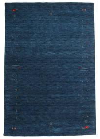 Gabbeh Loom Frame - Azul Escuro Tapete 190X290 Moderno Azul Escuro (Lã, Índia)