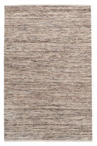 Pebbles - Castanho Mix Tapete 160X230 Moderno Tecidos À Mão Cinzento Claro/Bege ( Índia)