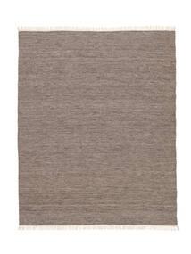 Melange - Castanho Tapete 250X300 Moderno Tecidos À Mão Cinzento Claro/Castanho Grande (Lã, Índia)