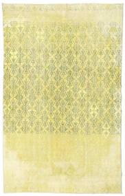 Colored Vintage Tapete 178X285 Moderno Feito A Mão Amarelo/Bege (Lã, Turquia)