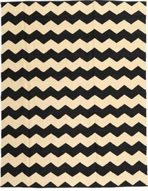 Kilim Moderno Tapete 177X235 Moderno Feito A Mão Preto/Bege (Lã, Afeganistão)