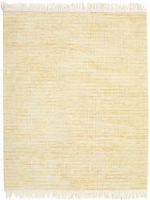 Medium Drop - Amarelo Mix Tapete 190X240 Moderno Tecidos À Mão Bege/Bege Escuro (Lã, Índia)