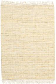 Medium Drop - Amarelo Mix Tapete 160X230 Moderno Tecidos À Mão Amarelo/Bege (Lã, Índia)