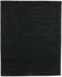 Handloom Gabba - Preto/Cinzento Tapete 240X300 Moderno Preto (Lã, Índia)