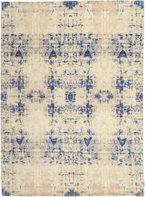 Roma Moderno Collection Tapete 243X338 Moderno Feito A Mão Bege/Cinzento Claro/Bege Escuro ( Índia)