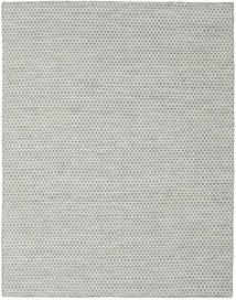 Kilim Honey Comb - Cinzento Tapete 190X240 Moderno Tecidos À Mão Cinzento Claro/Azul Turquesa (Lã, Índia)