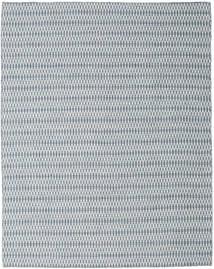 Kilim Long Stitch - Azul Tapete 240X300 Moderno Tecidos À Mão Cinzento Claro/Azul Claro (Lã, Índia)