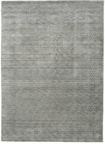 Loribaf Loom Beta - Cinzento Tapete 190X290 Moderno Cinza Escuro/Cinzento Claro (Lã, Índia)