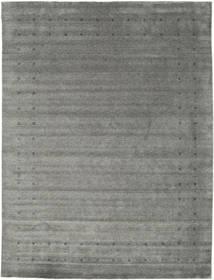 Loribaf Loom Delta - Cinzento Tapete 290X390 Moderno Cinza Escuro/Cinzento Claro Grande (Lã, Índia)