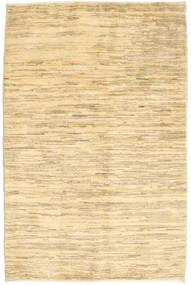 Gabbeh Persa Tapete 85X125 Moderno Feito A Mão Bege/Bege Escuro (Lã, Pérsia/Irão)