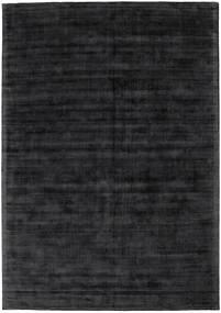 Tribeca - Charcoal Tapete 240X340 Moderno Preto/Cinza Escuro ( Índia)