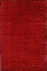 Loribaf Loom Delta - Vermelho Tapete 190X290 Moderno Castanho Alaranjado/Vermelho Escuro (Lã, Índia)