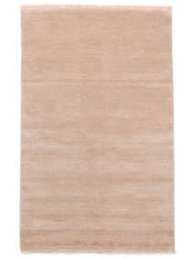 Handloom Fringes - Soft Rose Tapete 160X230 Moderno Luz Rosa/Bege (Lã, Índia)
