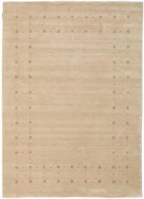 Loribaf Loom Delta - Bege Tapete 160X230 Moderno Bege/Bege Escuro (Lã, Índia)