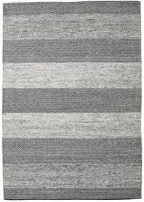 Folke - Cinzento Tapete 250X350 Moderno Tecidos À Mão Cinzento Claro/Cinza Escuro Grande (Lã, Índia)