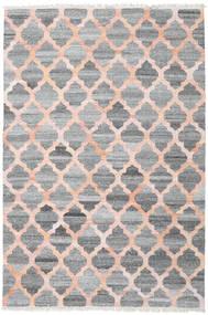 Tapete De Exterior Kathi - Cinzento/Coral Tapete 200X300 Moderno Tecidos À Mão Cinzento Claro/Cinza Escuro/Luz Rosa ( Índia)