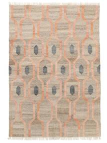 Tapete De Exterior Cosmou - Coral Tapete 200X300 Moderno Tecidos À Mão Cinzento Claro/Branco/Creme ( Índia)