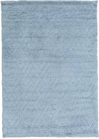 Soho Soft - Sky Azul Tapete 140X200 Moderno Azul Claro (Lã, Índia)