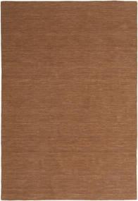 Kilim Loom - Castanho Tapete 250X350 Moderno Tecidos À Mão Castanho Grande (Lã, Índia)