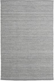 Alva - Cinza Escuro/Branco Tapete 200X300 Moderno Tecidos À Mão Cinzento Claro/Cinza Escuro (Lã, Índia)