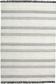 Hedda - Cinzento Claro Tapete 220X320 Moderno Tecidos À Mão Cinzento Claro/Bege (Lã, Índia)