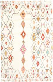 Hulda Tapete 160X230 Moderno Feito A Mão Bege (Lã, Índia)