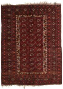 Afegão Khal Mohammadi Tapete 137X181 Oriental Feito A Mão Vermelho Escuro/Castanho Escuro (Lã, Afeganistão)