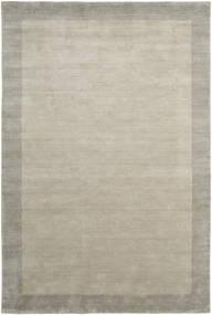 Handloom Frame - Greige Tapete 300X400 Moderno Cinzento Claro Grande (Lã, Índia)